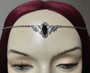 Simple Flourish Headpiece