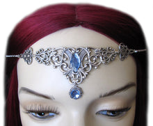 Load image into Gallery viewer, Celtic Filigree Headpiece