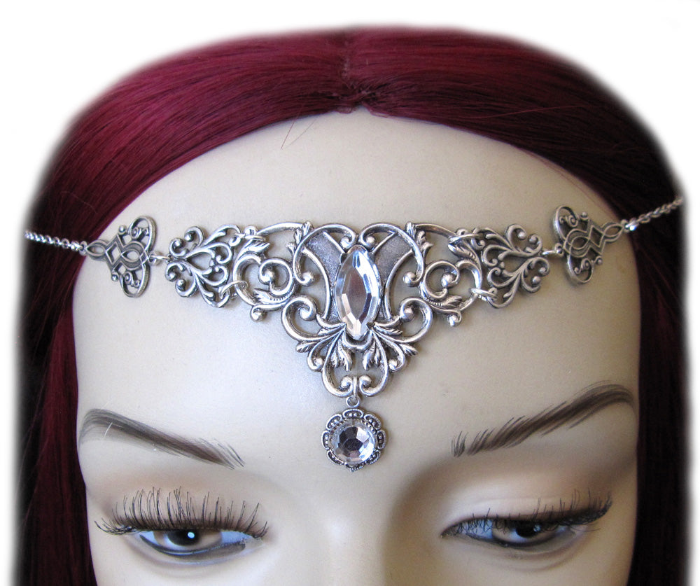 Celtic Filigree Headpiece