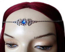 Load image into Gallery viewer, Celtic Trinity Knot Circlet