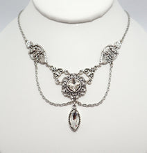 Load image into Gallery viewer, Elven Filigree Necklace