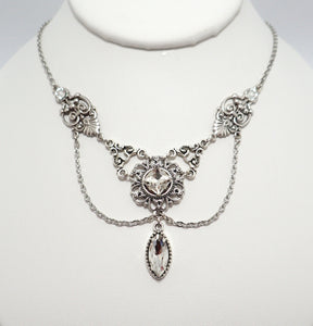 Elven Filigree Necklace
