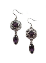 Load image into Gallery viewer, Elven Filigree Earrings