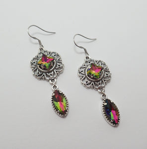 Elven Filigree Earrings