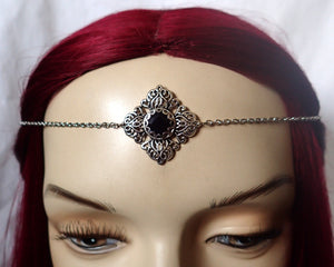 Filigree Headpiece