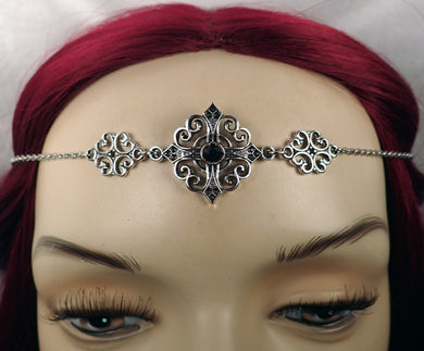 Gothic Filigree Headpiece