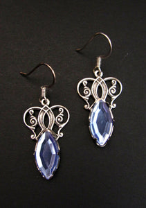 Celtic Filigree Earrings