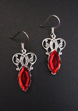 Load image into Gallery viewer, Celtic Filigree Earrings