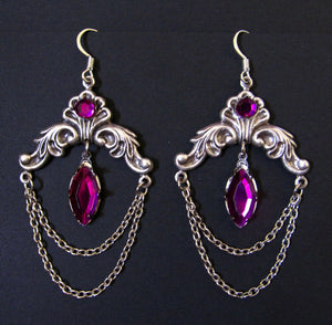 Rococo Baroque Earrings