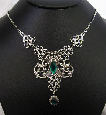 Celtic Filigree Necklace