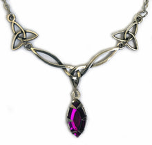 Load image into Gallery viewer, Celtic Triquetra Trinity Knot Necklace