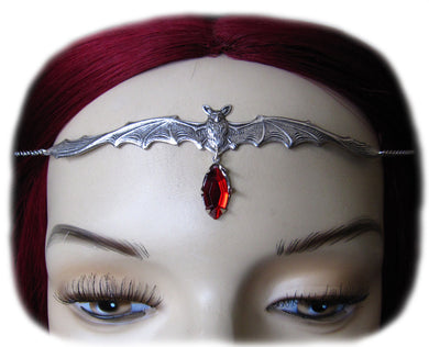 Vampire Bat Headpiece