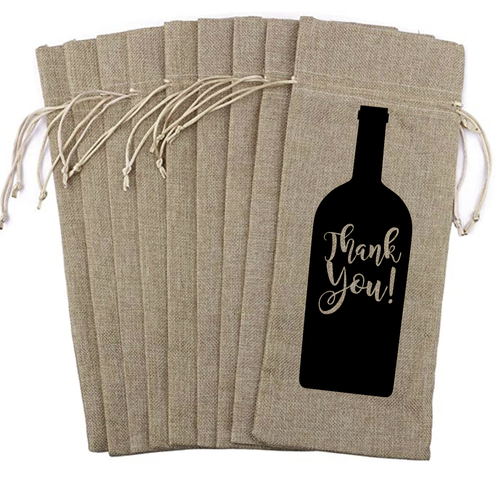 Wine Bag - Thank You