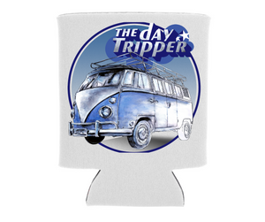 Day Tripper - VW Bus - Can Cooler Koozie