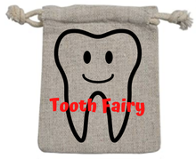 Load image into Gallery viewer, Tooth Fairy Bag