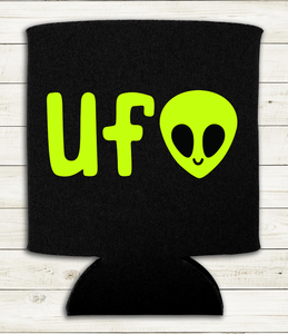UFO - Can Cooler Koozie