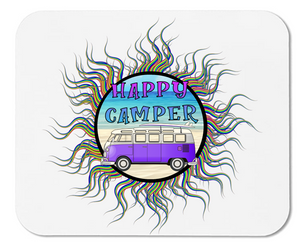 Happy Camper  - Mouse Pad