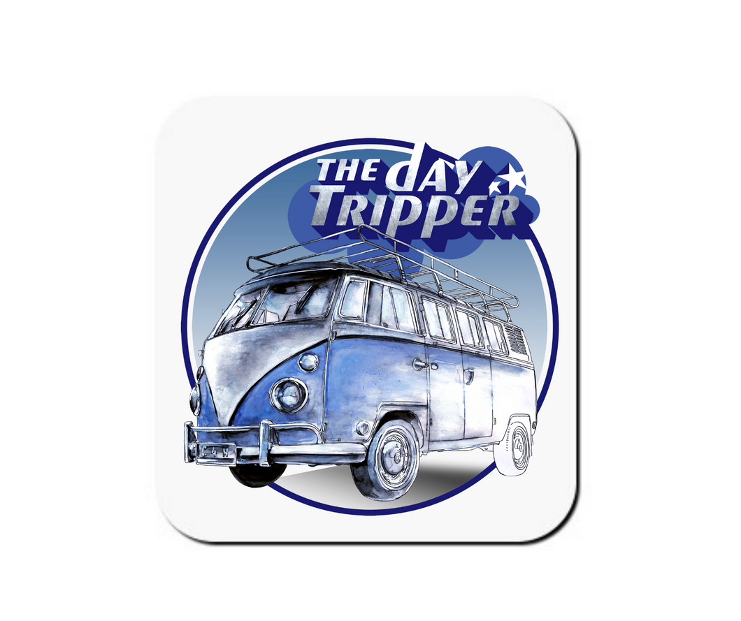 Day Tripper VW Bus - Set of 4 Coasters
