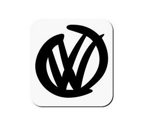 VW Coaster - Set of 4 Coasters