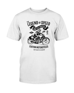 The Legend of Speed Custom Motorcycles