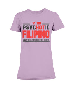 I'm the PsycHOTic Filipino Everyone Warned You About