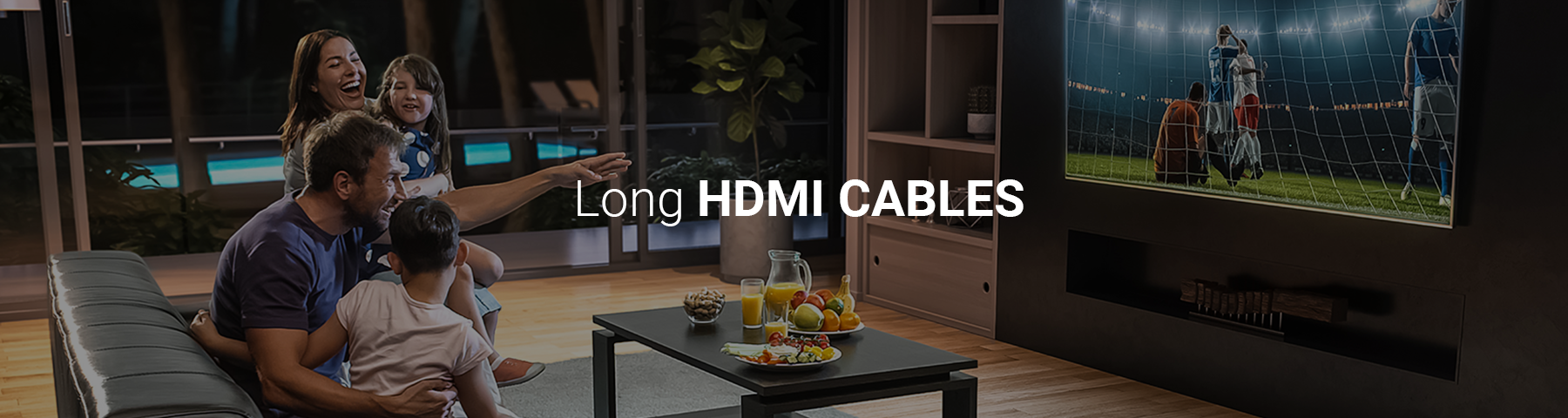 Long HDMI Cables