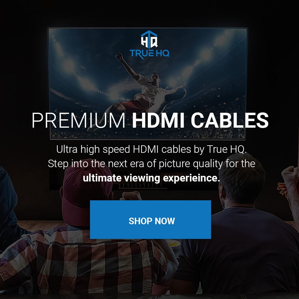 Buy HDMI 2.1 Cables. 8K HDMI Cables. Best quality. Premium Build. Ultra HD 4K 48Gbps. Ultra High Speed HDMI Cables. Free UK Shipping.