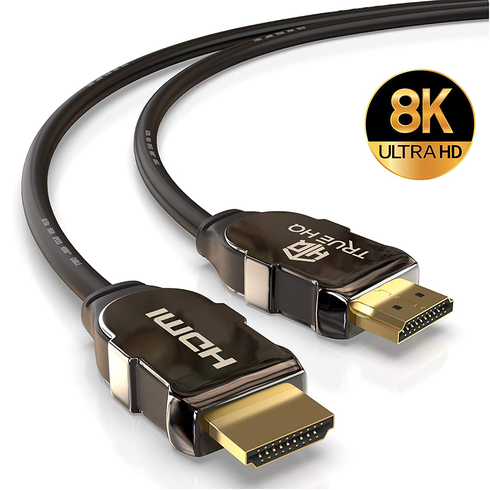 2M HDMI 2.1 Cable 8K 48Gbps by True HQ™