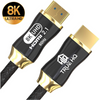 2M HDMI 2.1 Cable 8K Braided 48Gbps by True HQ™