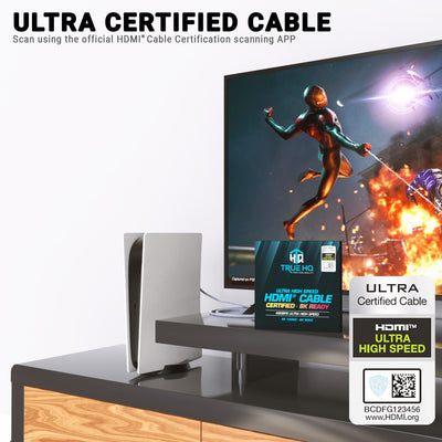 ultra certified hdmi 2.1 cable