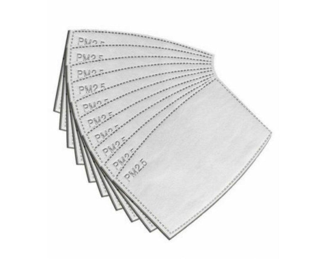 Mask Filters – Pack of 10