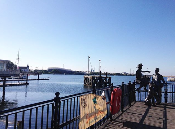 Top Things To See And Do In Cardiff Bay - Part 1