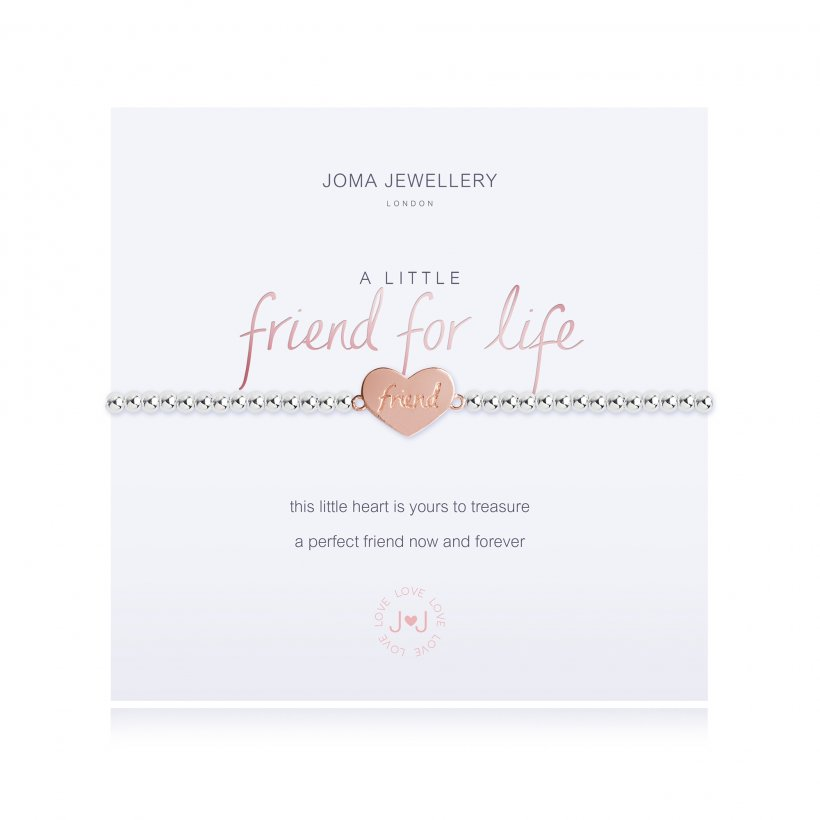 Joma Jewellery - 'A Little Friend For Life'