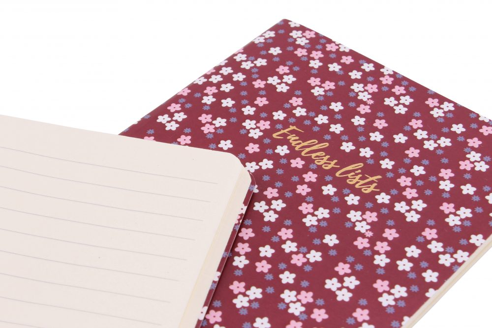 W&R Set of 2 A6 Notebooks
