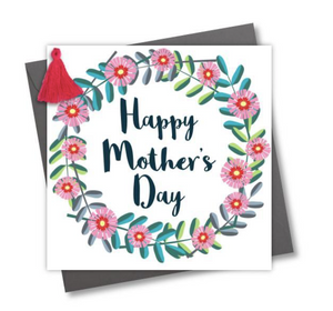 Happy Mother's Day Greetings Card - Mum