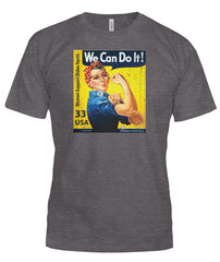 We Can Do It! Women Support Biden Harris Tshirt Political 2020 Election