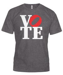 VOTE Large Letters Cool Political Tshirt