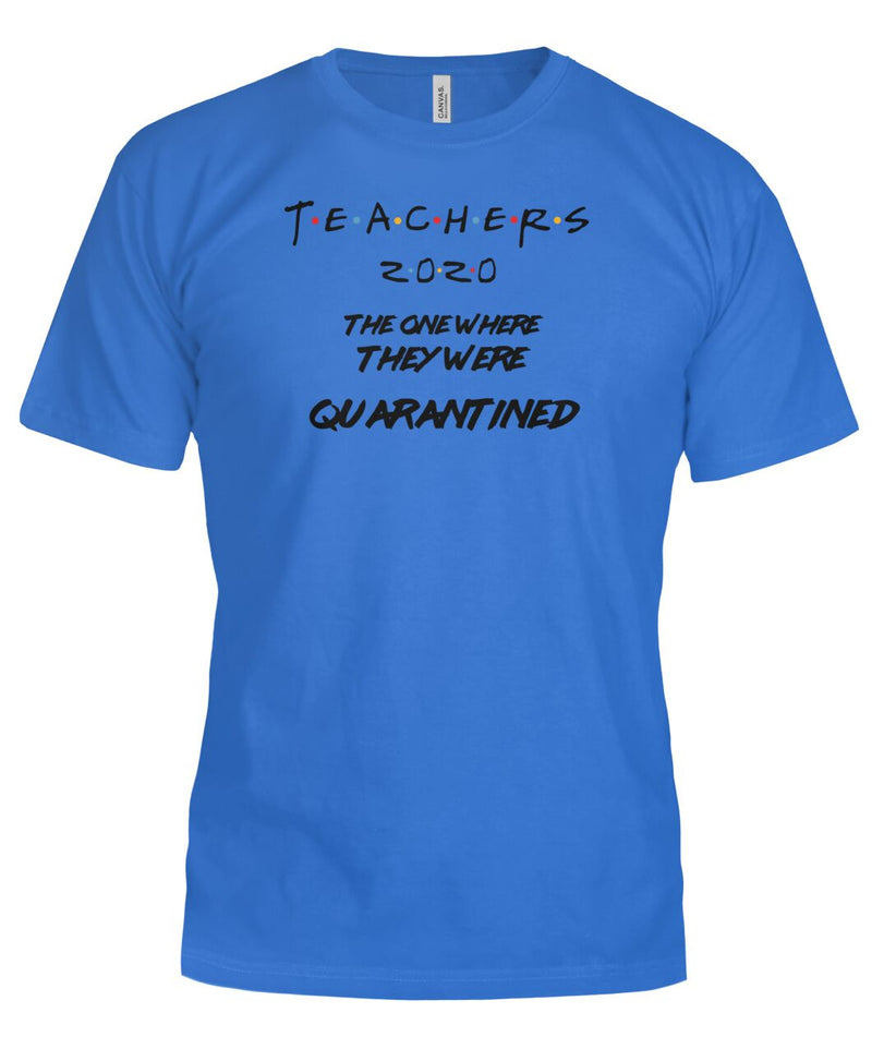 Teachers 2020 Quarantine Funny Gifts for Friends