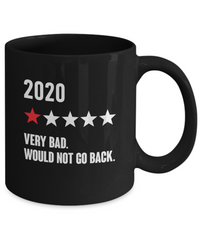2020 Very Bad Funny Mug Political