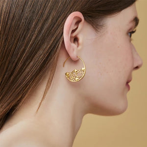 The Flora Earring