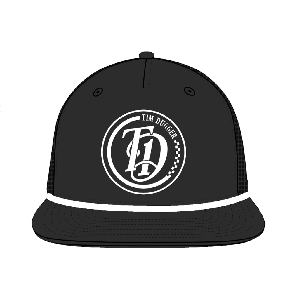 Tim Dugger Black Dome Hat (Pre-Order)