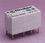 Twin Coil Latching Relay in DIL Package