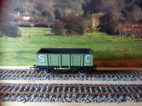 Hornby 21t mineral S&C