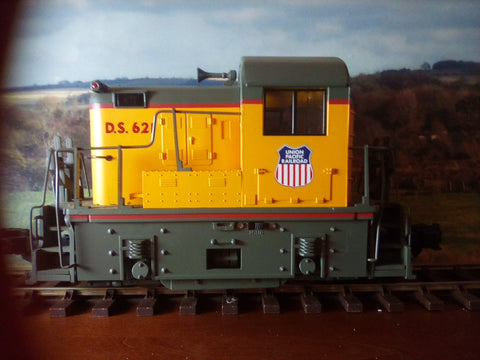 G Gauge 0-4-0 Sunter union pacific
