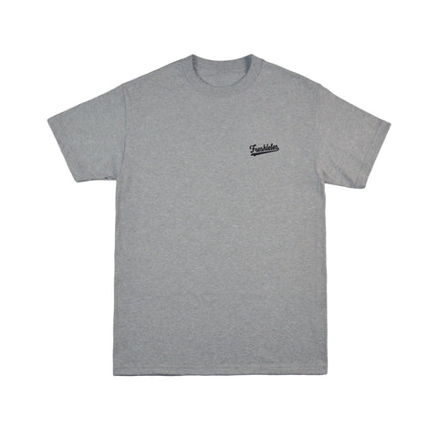 Basic Tee - Grey (Black)