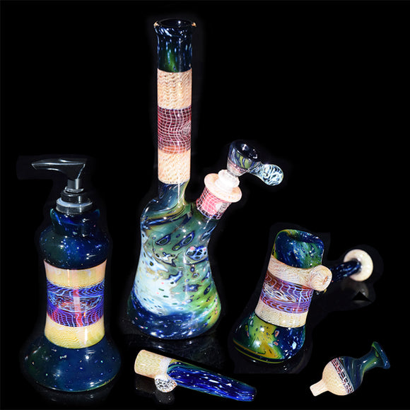 ESG: Gold Ruby Relativity Space Set by @mtpglass