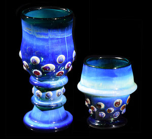 Taster & Scotch Glass Set by Phil Sundling