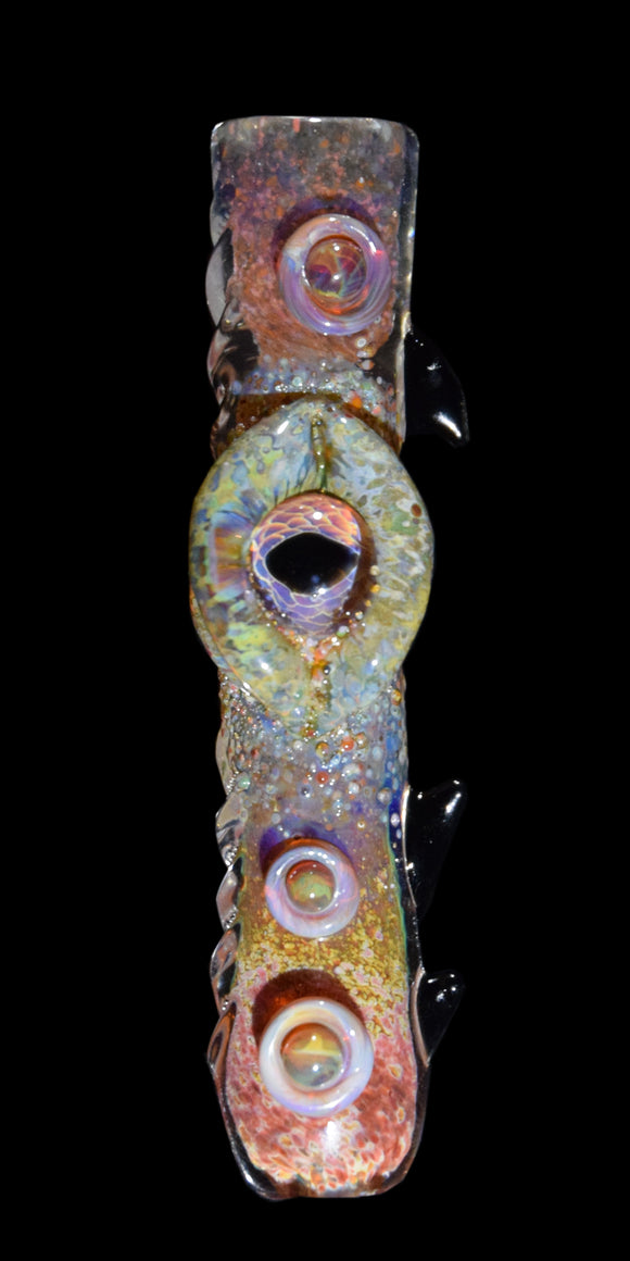 Eye Chillum by GuruG #6 - Front