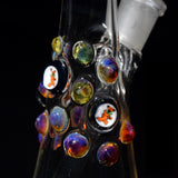 Bottle Dab Rigs by Bhaller Glass - Dancing Bear