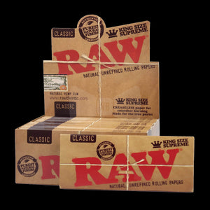 Raw King Supreme Rolling Paper